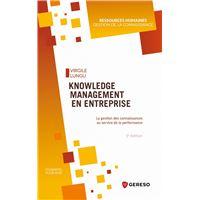 Knowledge management en entreprise