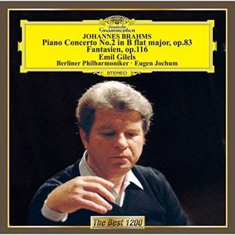 Brahms : Piano concerto numéro 2 Fantasy