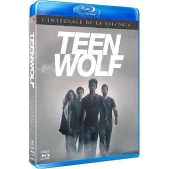 Teen WolfTeen Wolf Saison 4 Blu-ray