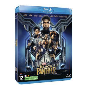La Panthère NoireBlack Panther Blu-ray