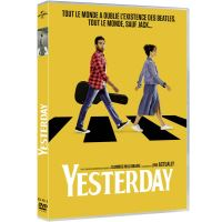 Yesterday DVD