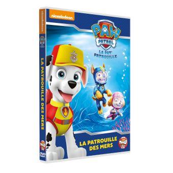 Pat' PatrouillePaw Patrol, La Pat' Patrouille Volume 21 La patrouille des mers DVD