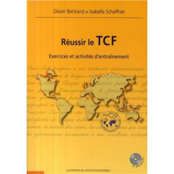 Réussir le TCF