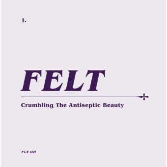 Crumbling the antiseptic beauty/box set + single vinyl