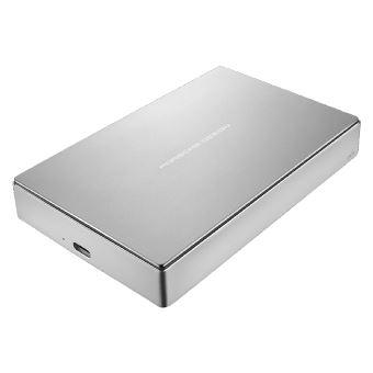 "LACIE PORSCHE DESIGN 3,5"" USB-C 6TB"
