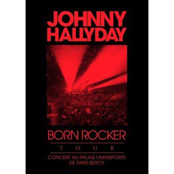 Born Rocker Tour Concert De Paris Bercy DVD