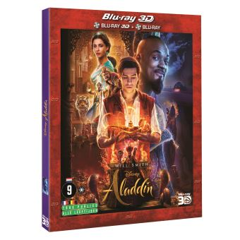 AladdinAladdin Blu-ray 3D