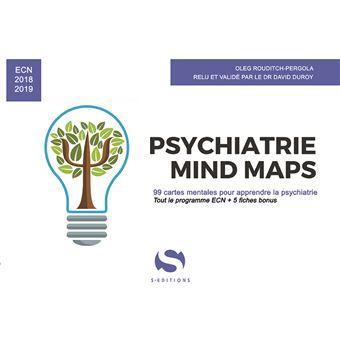 Psychiatrie Mind Maps