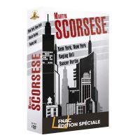 Coffret Scorsese 3 Films DVD