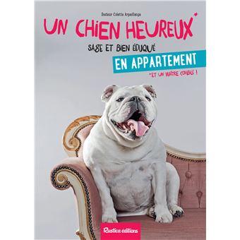 un chien heureux en appartement broch colette. Black Bedroom Furniture Sets. Home Design Ideas