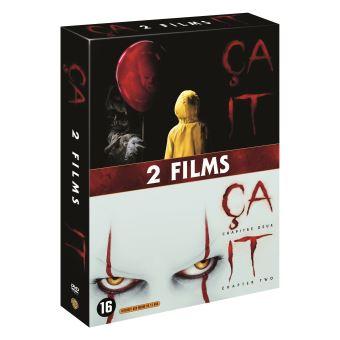 ÇaCoffret Ça et Ça Chapitre 2 DVD