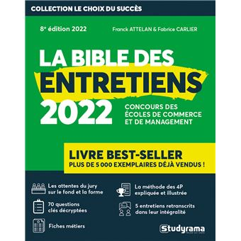 La bible des entretiens de motivation
