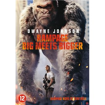 Rampage: Big meets bigger-BIL