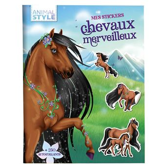 Animal StyleMes stickers Chevaux merveilleux