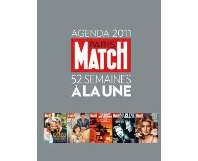 AGENDA PARIS -MATCH