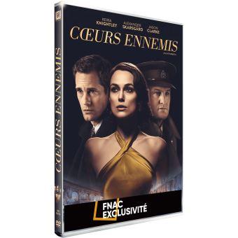 Cœurs ennemis DVD