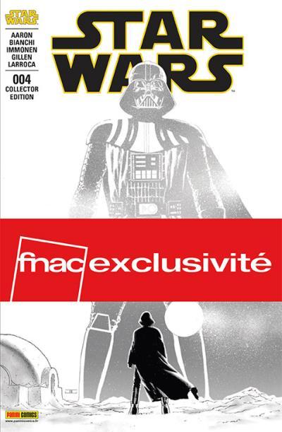 Star Wars IV - Edition Collector FNAC + t-shirt taille M « côté obscur de la force » offert Tome 4
