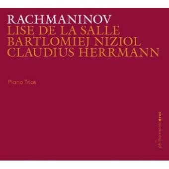 PIANO TRIOS/LA SALLE