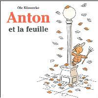 Anton et la feuille