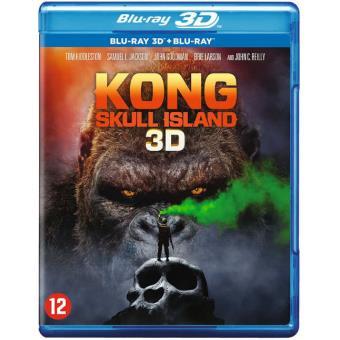 Kong: Skull Island - 3D/ Bluray