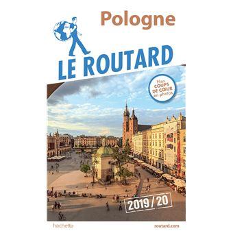 premium selection ebbe3 cc29e Guide du Routard Pologne 2019/20