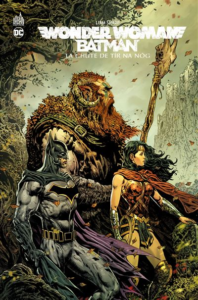 Wonder Woman et Batman