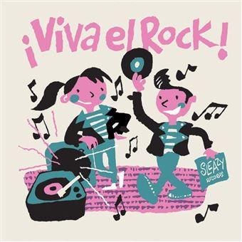 Viva el rock! (LP & CD)