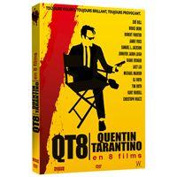 QT8 Quentin Tarantino en 8 Films DVD