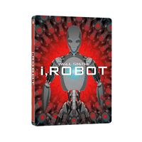 I, Robot Steelbook Edition Limitée Blu-ray