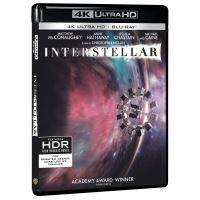 Interstellar Blu-ray 4K Ultra HD + Blu-ray