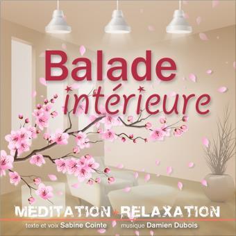 Balade intérieure - CD