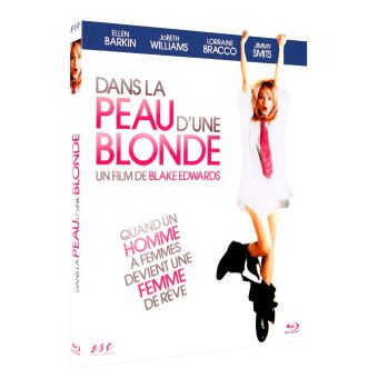 Dans la peau d'une blonde Blu-ray