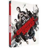 Criminal Squad Edition Collector Steelbook Blu-ray