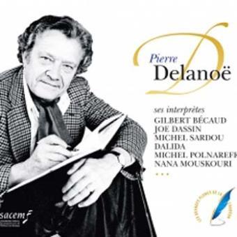 Pierre delanoe et ses interpretes/3 cd/digipack