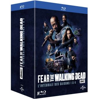 Fear the walking deadFEAR THE WALKING DEAD-INTEGRALE-FR-BLURAY