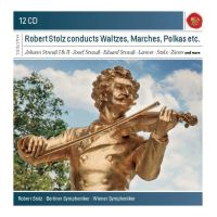 Conducts waltzes marches polkas/12 cd