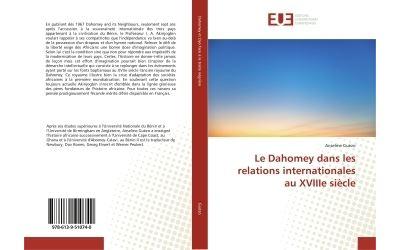 Le Dahomey dans les relations internationales au XVIIIe siècle
