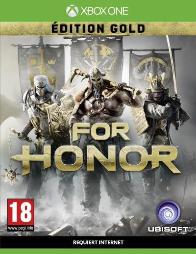 For Honor Édition Gold Xbox One