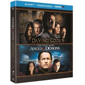 Da Vinci Code, Anges et démons Edition anniversaire Blu-ray
