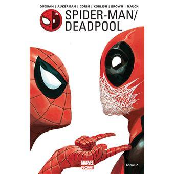 Spider-Man & DeadpoolSpider-Man / Deadpool