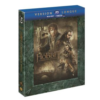 Bilbo le HobbitLe Hobbit : la désolation de Smaug - version longue - Blu-ray / DIGITAL