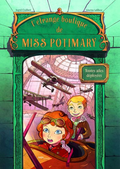 L'étrange boutique de Miss Potimary