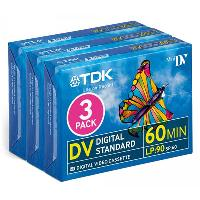 TDK DVM-60 P3