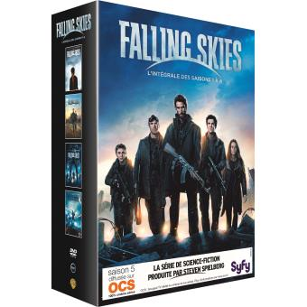 Falling SkiesFalling skies Saisons 1 à 4 - DVD