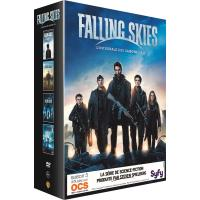 Falling skies Saisons 1 à 4 - DVD