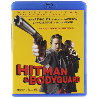 Hitman and Bodyguard Blu-ray