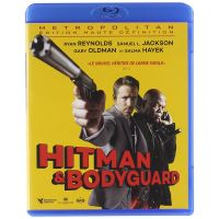 Hitman and Bodyguard Blu-ray