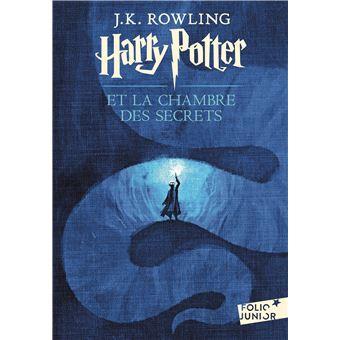Harry Potter - Tome 9 : Harry Potter et la Chambre des Secrets