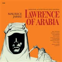 LAWRENCE OF ARABIA/LP