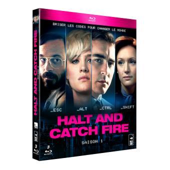 Halt and Catch FireHalt and Catch Fire Coffret Saison 1 Blu-ray